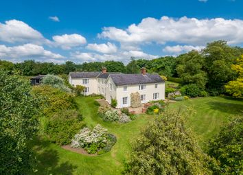 Thumbnail 6 bed country house for sale in Boxted, Bury St Edmunds, Suffolk