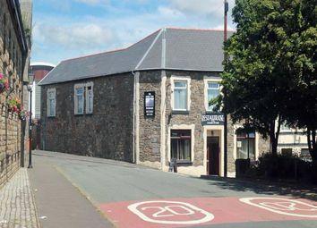 Thumbnail Pub/bar for sale in 14-15 Market Street, Merthyr Tydfil