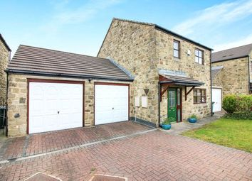 Thumbnail 4 bed detached house for sale in High Pastures, Keighley, West Yorkshire