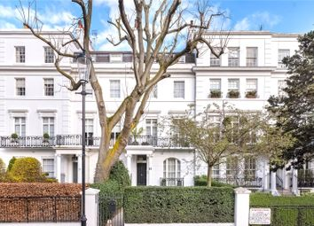 Thumbnail 3 bedroom terraced house for sale in Egerton Crescent, London