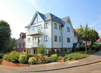 Thumbnail 2 bed flat for sale in Blackhouse Hill, Hythe