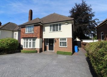 Thumbnail 4 bed detached house to rent in Valley Road, Ipswich
