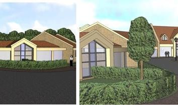 Thumbnail Commercial property for sale in Care Village Site, Grantham Road, Navenby, Lincolnshire