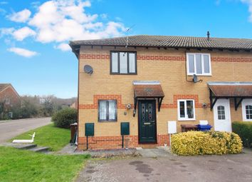 Thumbnail 2 bed end terrace house to rent in Longworth Close, Banbury
