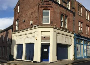 Thumbnail Retail premises for sale in 280 High Street, Arbroath