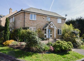 Thumbnail 4 bed detached house for sale in Kingsline Close, Thorney, Peterborough