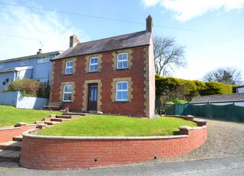 Thumbnail 3 bed detached house for sale in Main Street, Llangwm, Haverfordwest