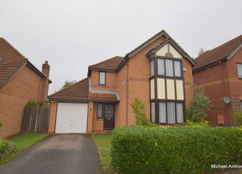 Thumbnail 3 bedroom detached house for sale in Forrabury Avenue, Bradwell Common, Milton Keynes