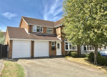 Thumbnail 4 bedroom detached house for sale in Lambert Close, Melton Mowbray
