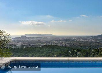 Thumbnail 5 bed villa for sale in Santa Eulalia, Ibiza, The Balearics