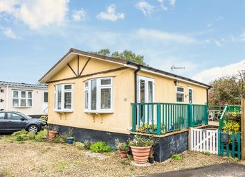 Thumbnail Mobile/park home for sale in Thameside Court, Northmoor, Witney
