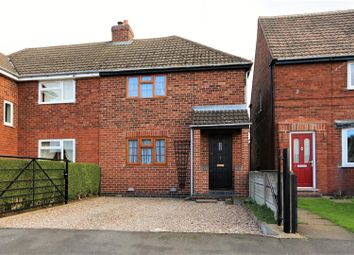 Thumbnail 3 bed semi-detached house for sale in Acresford Road, Donisthorpe