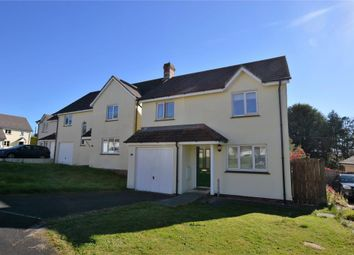 Thumbnail 3 bed detached house for sale in Halwill Meadow, Halwill Junction, Beaworthy, Devon