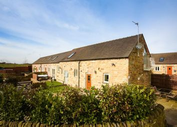 Thumbnail 3 bed barn conversion to rent in Oakerthorpe, Alfreton