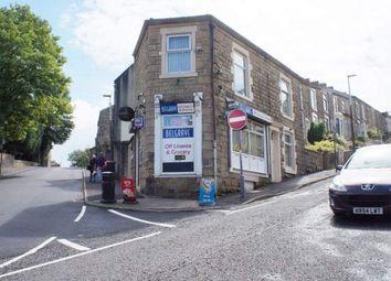 Thumbnail Retail premises for sale in 1 Belgrave Road, Darwen