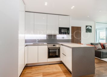 Thumbnail 1 bedroom flat for sale in Vista House, London