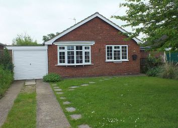 Thumbnail 2 bed detached bungalow to rent in The Close, Sturton By Stow
