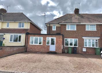 Thumbnail 4 bed semi-detached house to rent in Old School Lane, Holmer, Hereford