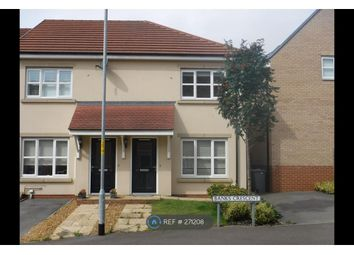Thumbnail 2 bed semi-detached house to rent in Banks Crescent, Stamford