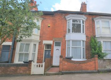 Thumbnail 3 bed terraced house for sale in Beaconsfield Road, Leicester