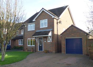 Thumbnail 4 bedroom property to rent in Benetfeld Road, Binfield, Bracknell