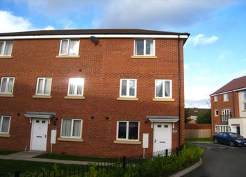 Thumbnail 4 bedroom terraced house for sale in Anglian Way, Stoke Village, Coventry