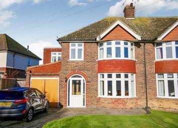 Thumbnail 4 bedroom semi-detached house for sale in Leigh Road, Hildenborough, Tonbridge