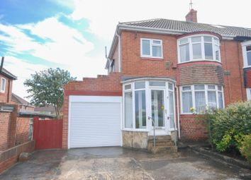Thumbnail 3 bed semi-detached house for sale in The Broadway, Sunderland