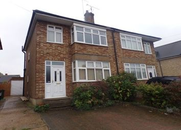 Thumbnail 3 bed property to rent in Crescent Road, Brentwood