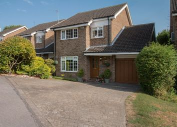 Thumbnail 4 bed detached house for sale in Geralds Grove, Banstead