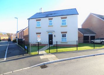 Thumbnail 4 bed detached house for sale in Brize Avenue Kingsway, Quedgeley, Gloucester