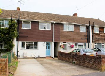 Thumbnail 3 bed terraced house for sale in Ewins Close, Ash
