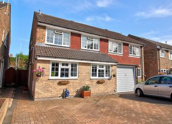 4 bed semi-detached house for sale in Jubilee Close, Pamber Heath, Tadley RG26