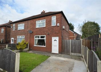 Thumbnail 3 bedroom semi-detached house for sale in Priory Lane, Reddish, Stockport, Greater Manchester
