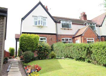 Thumbnail 3 bed terraced house for sale in Grange Road, Biddulph, Staffordshire