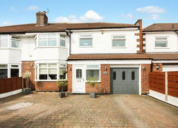 4 bed semi-detached house for sale in 60 Highfield Road, Cheadle Hulme SK8
