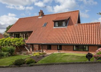 Thumbnail 4 bed detached house for sale in Council Houses, Sheringham Road, West Beckham, Holt