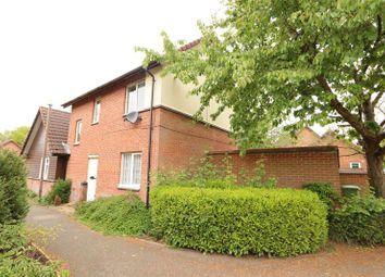 Thumbnail 2 bedroom semi-detached house for sale in Glebe Close, Loughton, Milton Keynes