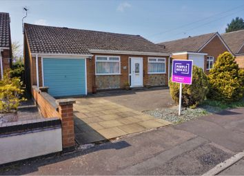 Thumbnail 2 bed detached bungalow for sale in Ward Close, Aylestone, Leicester