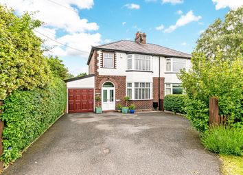 3 bed semi-detached house for sale in Fingerpost Lane, Norley, Frodsham WA6