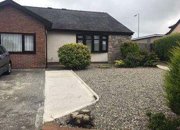 Thumbnail 3 bed detached bungalow to rent in Ffordd Gwyndy, Penrhosgarnedd, Bangor