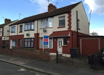 Thumbnail 3 bedroom semi-detached house to rent in Sherwood Road, Luton, Beds