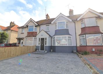 Thumbnail 4 bed terraced house for sale in St. Anthonys Avenue, Eastbourne