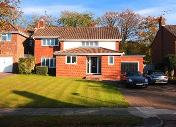 Thumbnail 4 bed detached house for sale in Woodlands, Pound Hill, Crawley