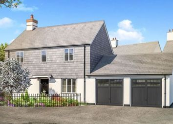 Thumbnail 3 bed detached house for sale in Sherford, Haye Road, Plymouth