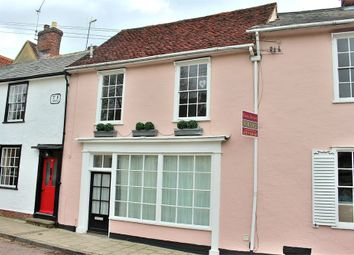 Thumbnail 3 bedroom terraced house for sale in Church Street, Dunmow