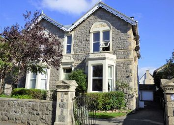 Thumbnail 3 bed flat for sale in Graham Road, Weston-Super-Mare