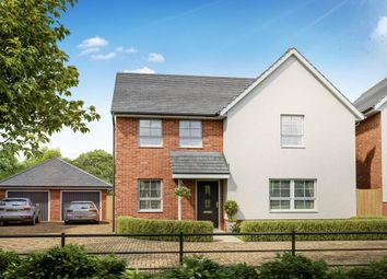 "Thumbnail 4 bed detached house for sale in ""Radleigh"" at Bedford Road, Holwell, Hitchin"