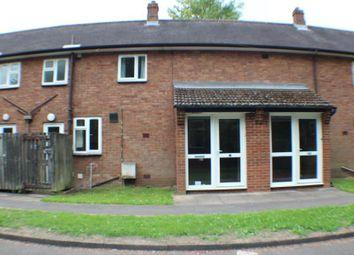 Thumbnail 2 bed terraced house to rent in Victor Close, Albrighton, Wolverhampton