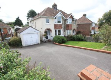 Thumbnail 3 bed semi-detached house for sale in Avon Road, Southampton